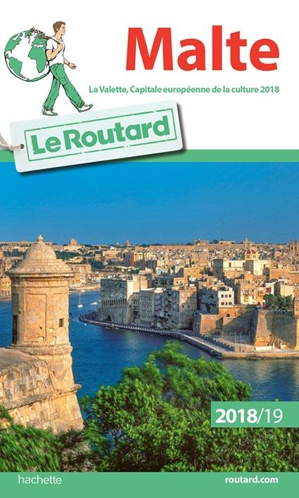 GUIDE DU ROUTARD MALTE 201819